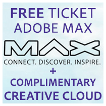 free-creative-cloud-adobe-max-ticket