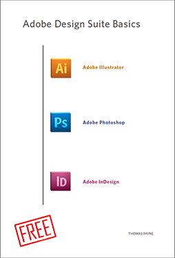 quot adobe design suite basics quot free new 194 page ebook 88522