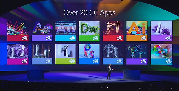 Learn What's New in Adobe 'CC' vs. CS6