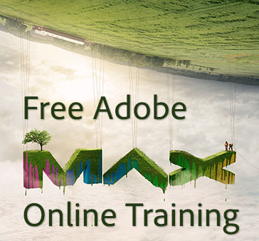 free-adobe-max-online-training-sessions