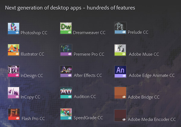 Download New Adobe CC Now! (Try or Buy) Get Hundreds of New Features in All the Apps