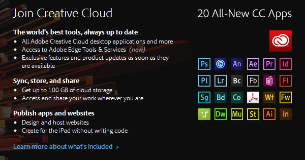 Get Adobe Creative Cloud Now, Free or Paid