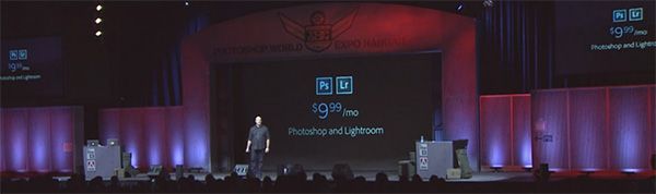 Learn About Adobe's New Photographer's Package! Photoshop CC + Lightroom + More for $9.99 a Month