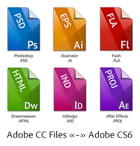 Are Adobe Creative Cloud (CC) Files Backwards Compatible w
