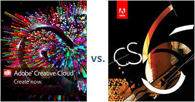 creative cloud vs cs6