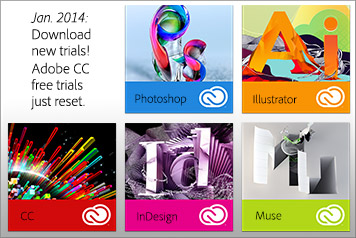 New Adobe CC Free Trials Reset - Download Now!