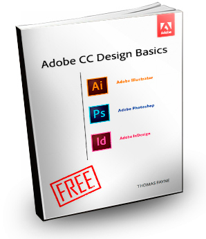 "Get the Free ""Adobe CC Design Basics"" eBook! (Look Under 'Teaching Material Assets')"