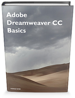 "Download the Free ""Dreamweaver CC Basics"" Digital Book! (Look Under 'Teaching Material Assets')"