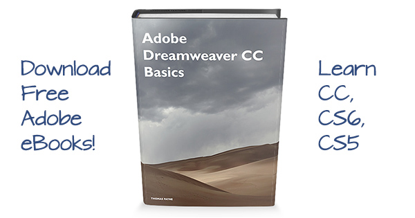 Ebook Dreamweaver Cs6