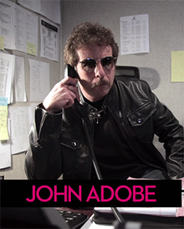 Meet John Adobe, Founder and Lover of Frozen Confectioneries!