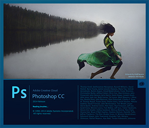 See/Try the All-New Adobe Photoshop CC 2014