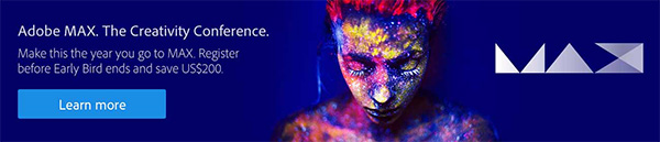 Find Out More about Adobe MAX 2014