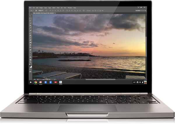 Learn More About the New Photoshop Streaming App Running on Chrome/Chromebooks