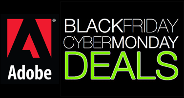 See All Adobe Black Friday / Cyber Monday Deals