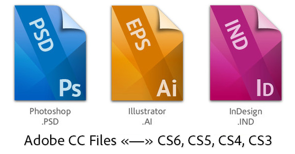 Are Adobe CC Files Backwards Compatible with CS6?