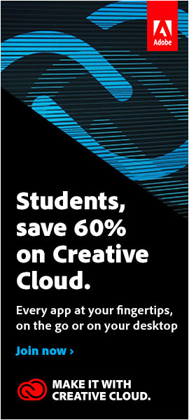 Score Big Discounts with the New Creative Cloud Student & Teacher Edition
