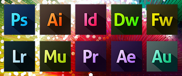 Download trọn bộ Adobe Master Collection CC Full crack – New