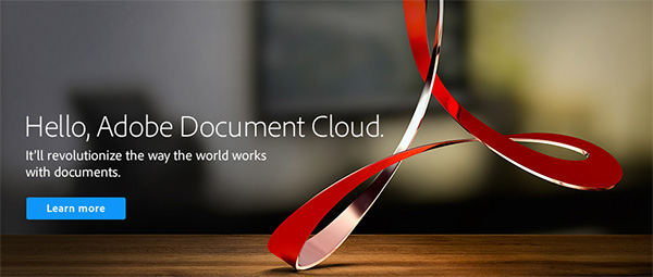 Introducing the All-New Adobe Acrobat DC with Document Cloud