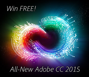 What's Included in this Adobe Giveaway? See All the New CC 2015 Tools You Get with Creative Cloud