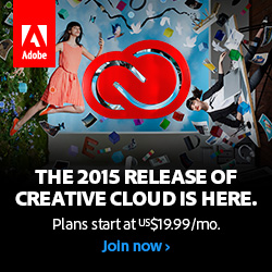 The New Adobe CC 2015 Release is Out! Here's What You Need to Know