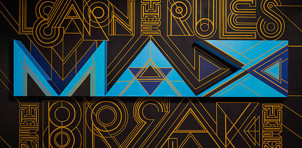 Adobe MAX 2015: Learn the rules, then break them