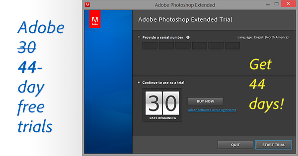 Direct download links adobe cs5 trial