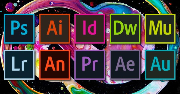 Get Adobe CC - The Latest Release of Any Creative Application You Want for Less Than $20 a Month