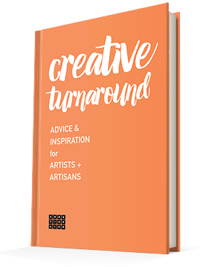 "Free Book: Download & Begin Your ""Creative Turnaround"""