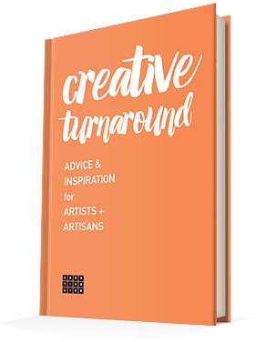 "Free Book: Download & Begin Your ""Creative Turnaround"""