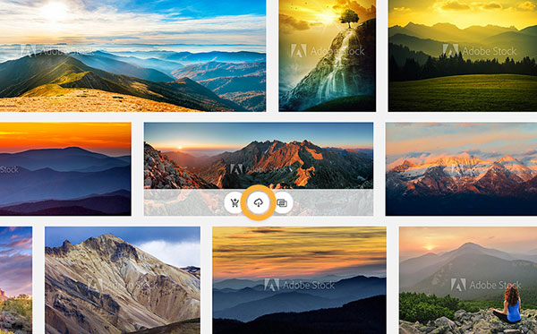Find the perfect asset for your next creative project - download your free Adobe Stock images now!