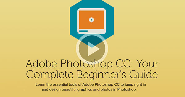 Adobe Photoshop CC: The Complete Guide - CreativeLive