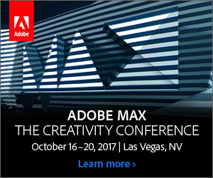 Adobe MAX 2017—The Creativity Conference: Learn More!