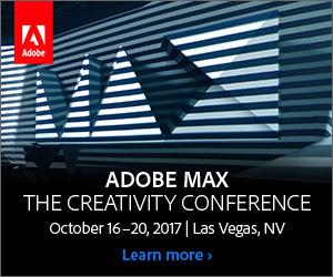 Adobe MAX 2017—The Creativity Conference: Learn More!