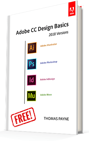 "Get the New ""Adobe CC Design Basics"" Book Free – Download Now! (Look Under 'Teaching Material Assets')"