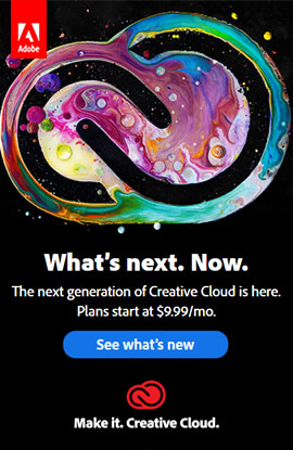 What's New in Adobe CC 2018? Learn About the New Creative Cloud Release