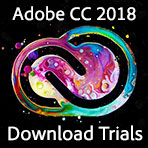 Download New Adobe CC 2018 Free Trials (Direct Links)