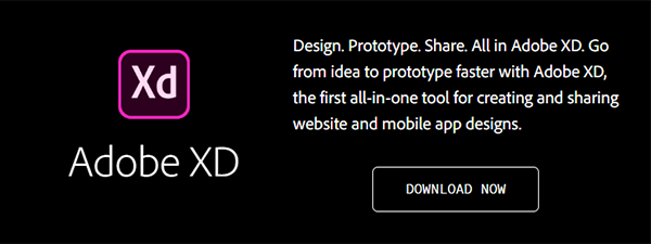 Yes, It's True: Adobe XD (New Experience Design Tool) Is Now