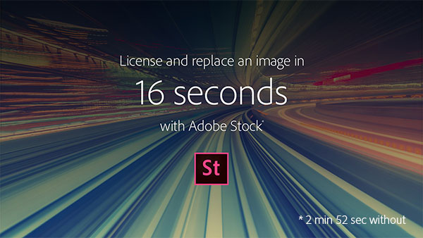 Download Report: How to Work up to 10X Faster with Adobe Stock