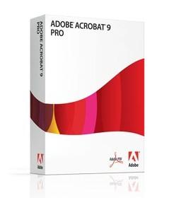 Get Acrobat 9