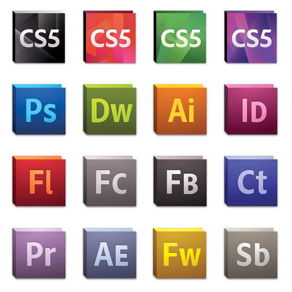 Download CS5 Free Trials