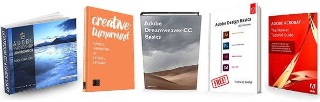 Receive over 30 Adobe Books plus Our Newsletter, Free!