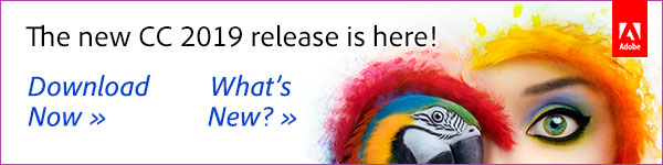 The All-New Adobe CC 2019 Release
