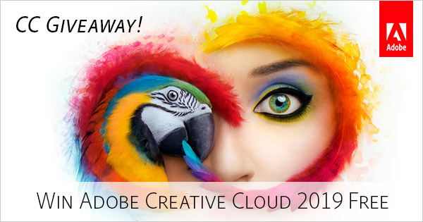 What's Included in this Adobe Giveaway? See All the New CC 2019 Tools You Get with Creative Cloud
