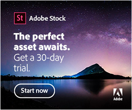 Start Your 30-Day Trial of Adobe Stock and Download 10 Free Assets Now