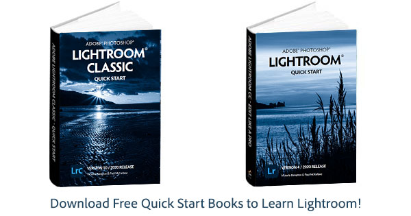 Download Free Quick Start Books to Learn Lightroom (131 Pages)