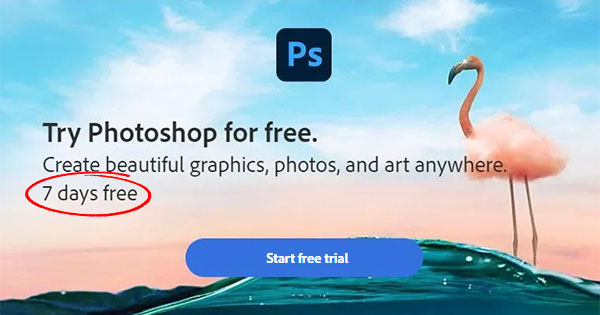 How to Download and Start an Adobe Creative Cloud Free Trial
